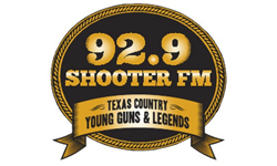 Shooter 92.9 - Texas Country Young Guns and Legends