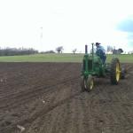 Corn Planting 2015