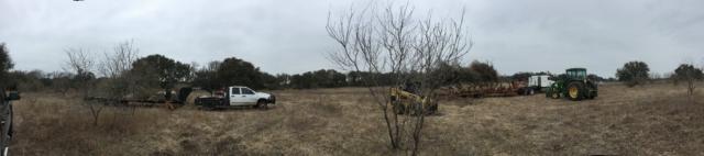 Tree loading operation